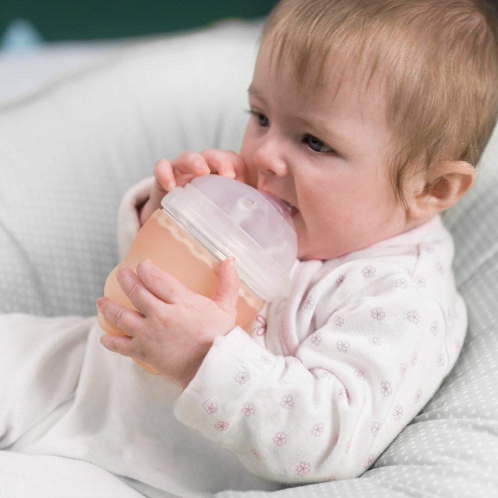 OlaBaby Gentle Bottle - die sanfte Babyflasche wie an Mamas Brust