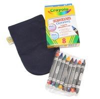 Crayola - 8 Wachsmalstifte, auswaschbar