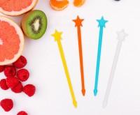 Lunch Punch stix - Foodpicks Sterne, 4er Set