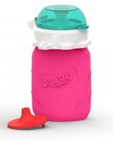 Squeasy Snacker Mini, 100ml - wiederverwendbare Quetschies